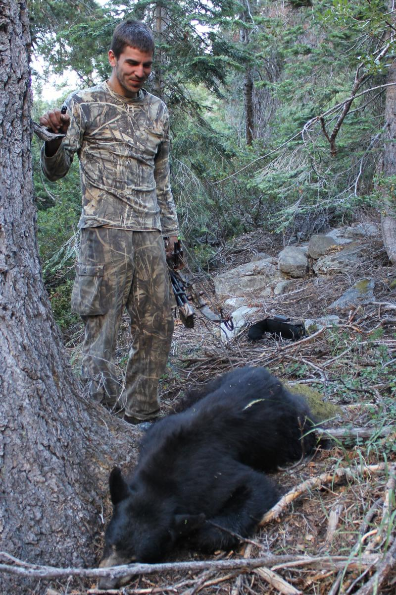 10/11 BOW SEASON TRINITY ALPS