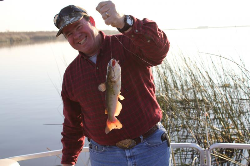 FEB. 2011 FISHING THE DELTA